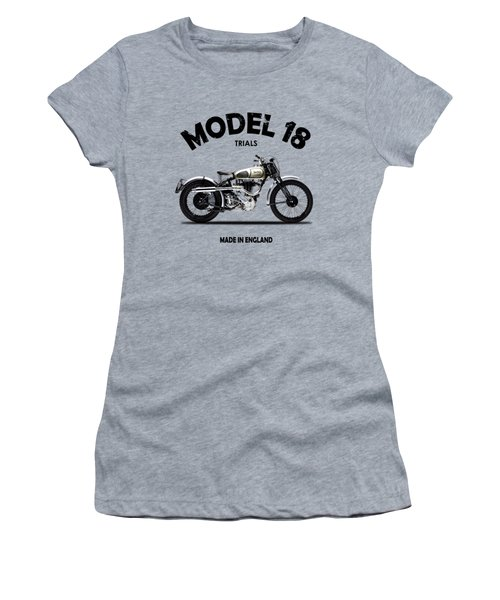 Norton Model 18 Trials 1938 Women's T-Shirt