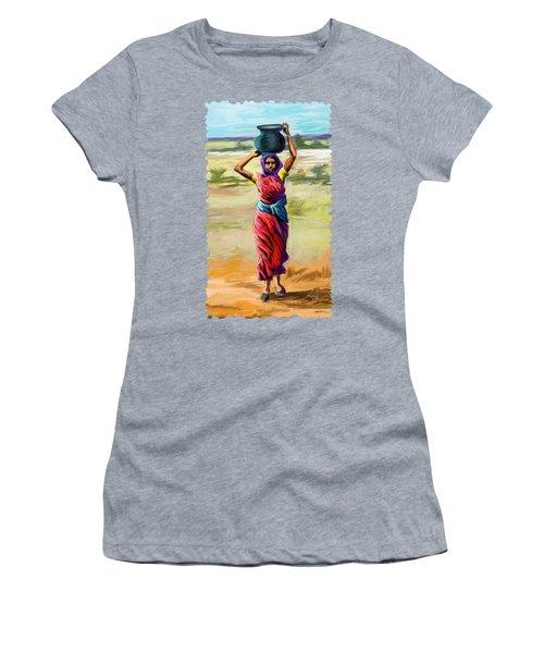 Water Carrier Women's T-Shirt