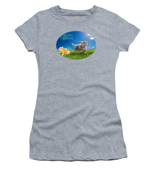 Happy Spring Women's T-Shirt