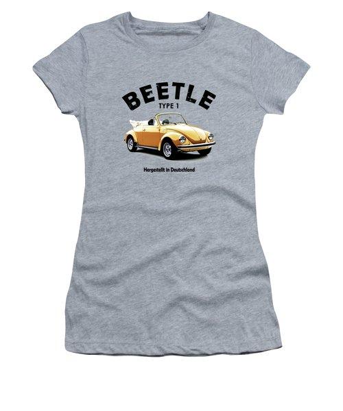 Vw Beetle 1972 Women's T-Shirt