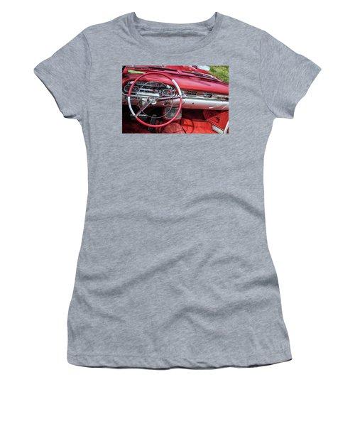 At The Wheel Women's T-Shirt