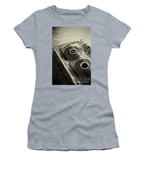 Audio Cassette Women's T-Shirt