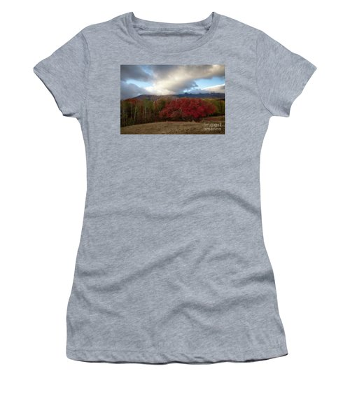 Autumn Foothills Women's T-Shirt