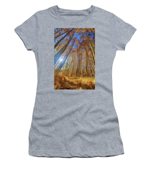 Autumn Giants Women's T-Shirt