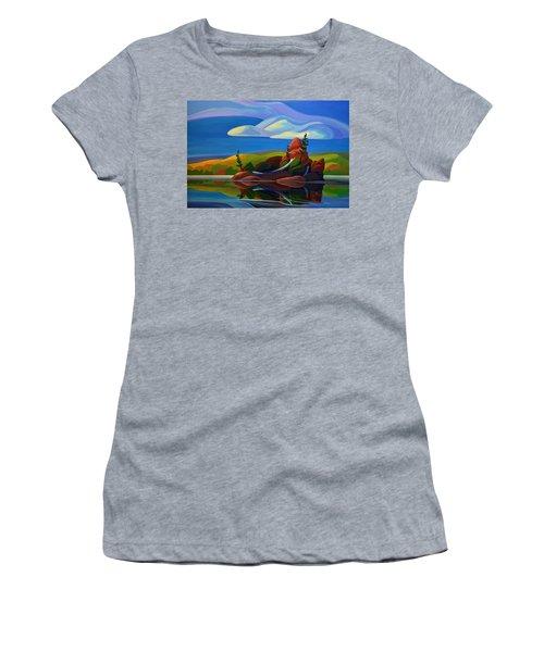 autumn Island Women's T-Shirt