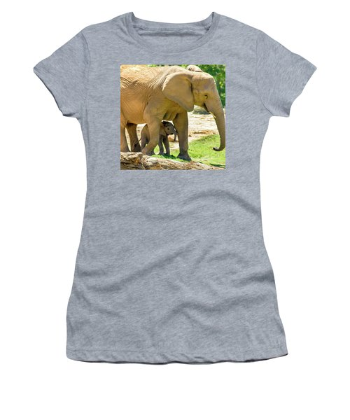 Baby's Safe House Women's T-Shirt