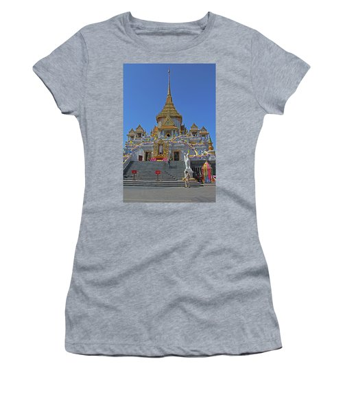 Bangkok, Thailand - Golden Buddha Temple Women's T-Shirt