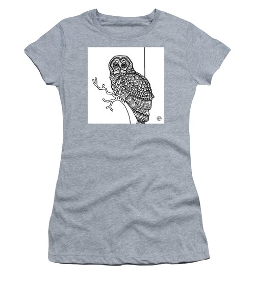 Barred Owl Women's T-Shirt