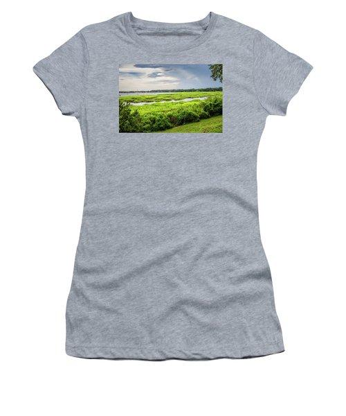 Bay Street View Women's T-Shirt