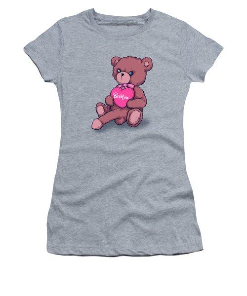 Be Mine Bear Women's T-Shirt