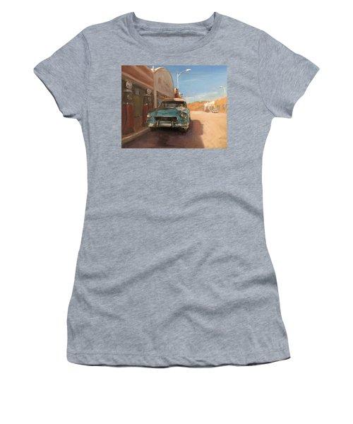 Beautiful Downtown Lowell, Arizona Women's T-Shirt