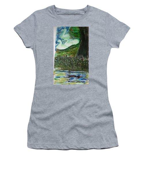 Beauty Is His Abusive Kingdom Women's T-Shirt