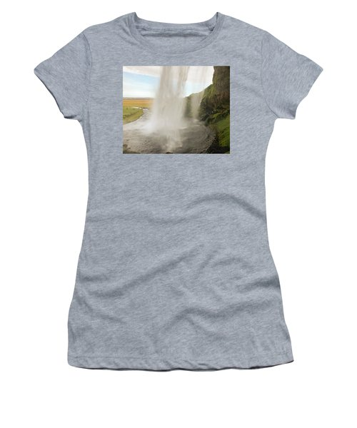 Behind The Curtain Women's T-Shirt