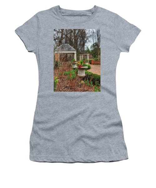 Bits Of Green Women's T-Shirt