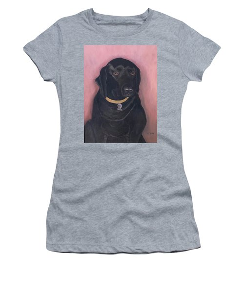 Black Lab Women's T-Shirt