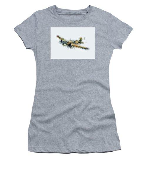 Blenheim Bomber Women's T-Shirt