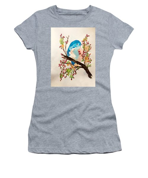 Blue Bird Women's T-Shirt