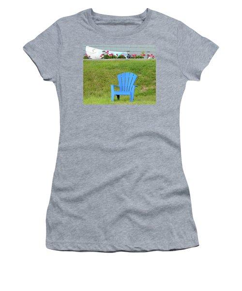 Blue Chair Women's T-Shirt
