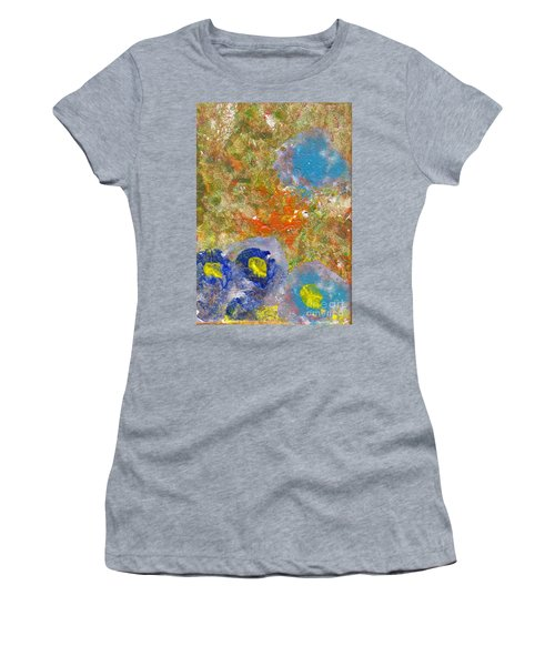 Blue In The Forest Women's T-Shirt