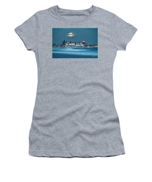 Blue Moon 48x72 Women's T-Shirt