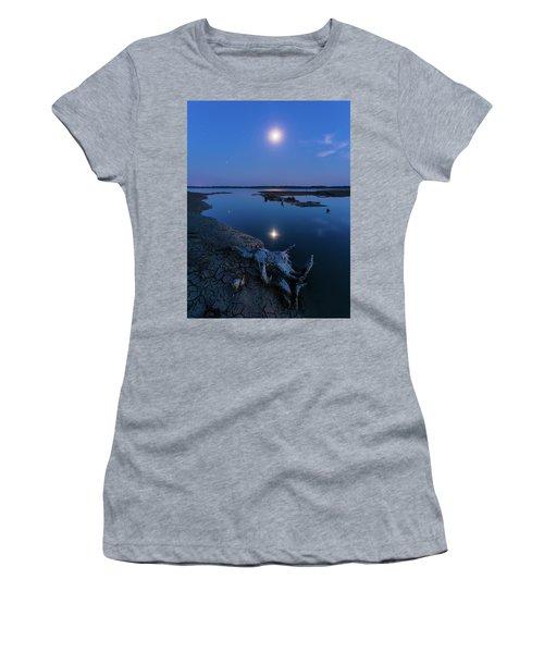 Blue Moonlight Women's T-Shirt