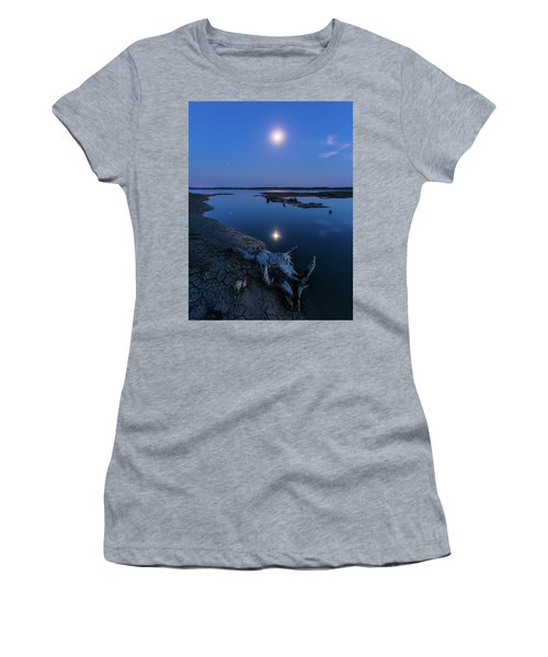 Blue Moonlight Women's T-Shirt