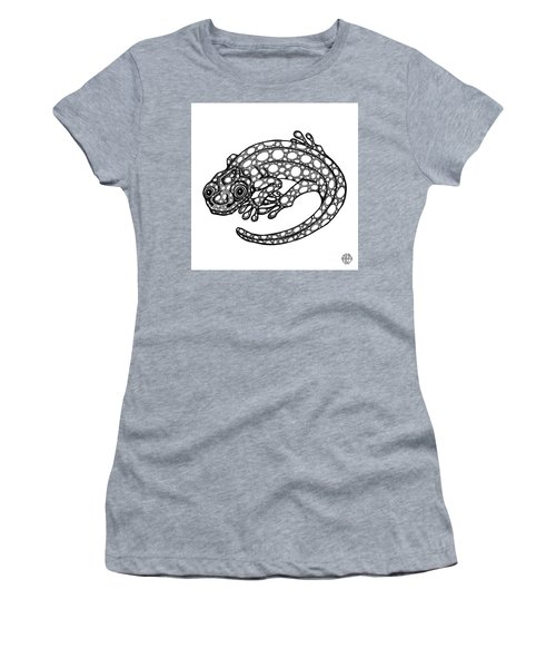 Blue Spotted Salamander Women's T-Shirt