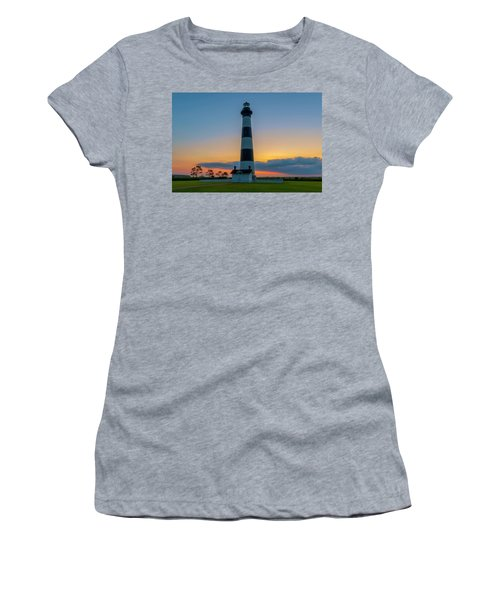 Bodie Island Lighthouse, Hatteras, Outer Bank Women's T-Shirt
