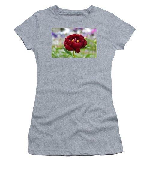 Bold Garnet Women's T-Shirt