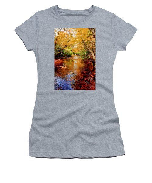 Boone Fork Stream Women's T-Shirt