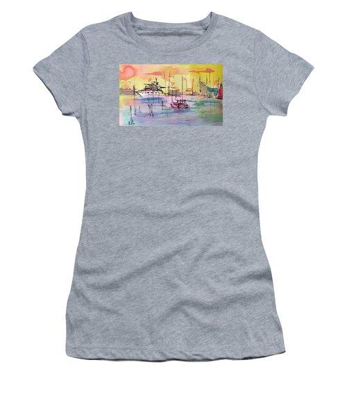 Boothbay 2  Women's T-Shirt
