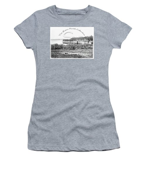 Boston Harbor, View To The Nw Women's T-Shirt