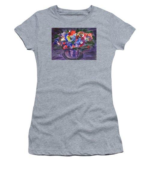 Bouquet In The Dark Women's T-Shirt