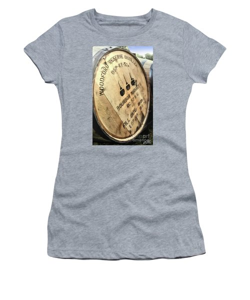 Bourbon Barrel Women's T-Shirt