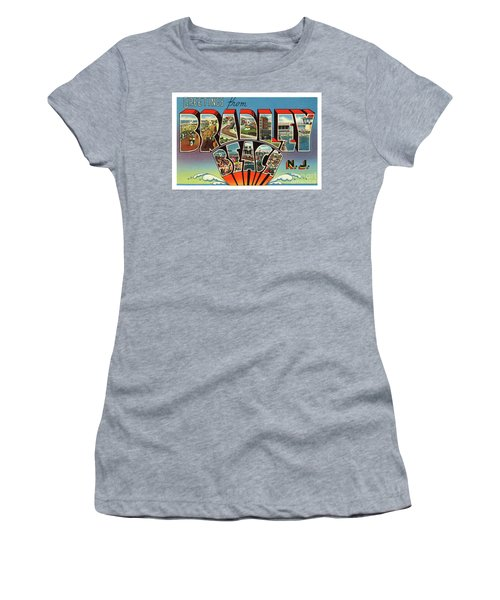 Bradley Beach Greetings Women's T-Shirt