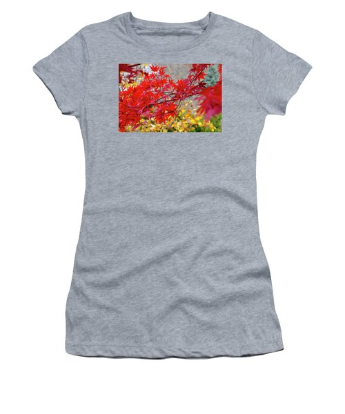Brilliant Fall Color Women's T-Shirt