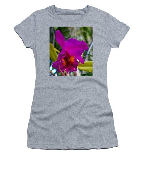 Brilliant Orchid Women's T-Shirt