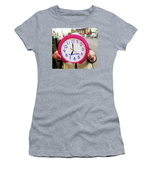 Broken Time Women's T-Shirt