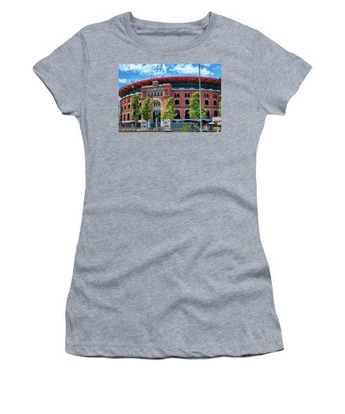 Bullring In Barcelona Women's T-Shirt
