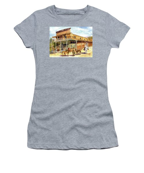 Burros Are Back In Town Women's T-Shirt