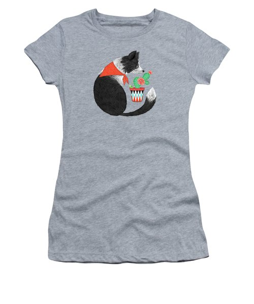 C Is For Collie Women's T-Shirt
