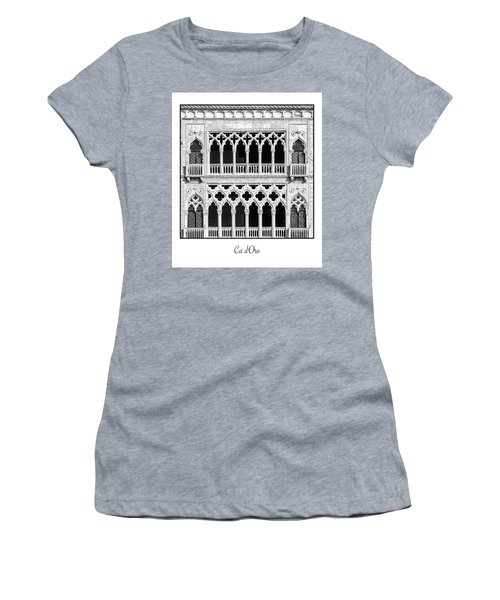 Ca' D'oro Women's T-Shirt