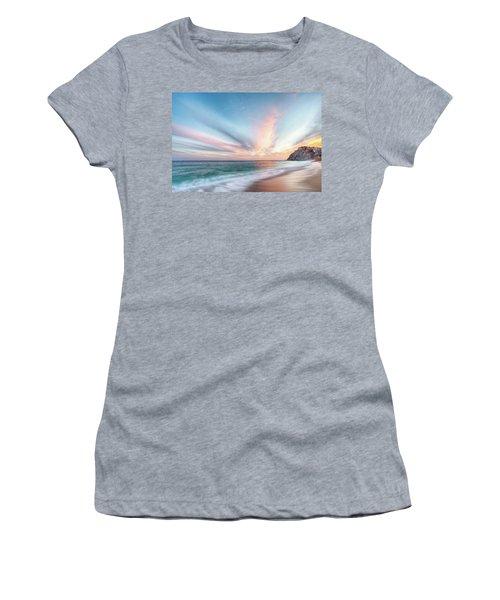 Cabo San Lucas Beach Sunset Mexico Women's T-Shirt