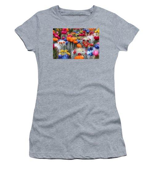 Cacti Flowers Women's T-Shirt