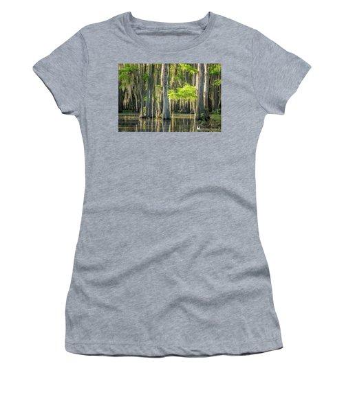 Caddo Swamp 1 Women's T-Shirt