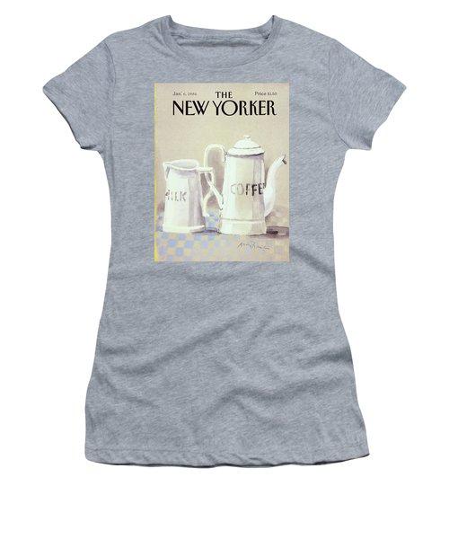 Cafe Au Lait Women's T-Shirt