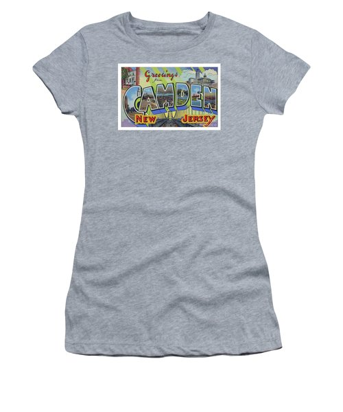 Camden Greetings Women's T-Shirt