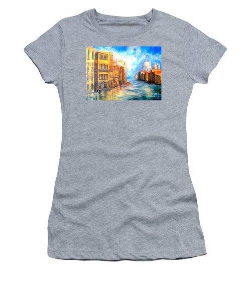 Canale Grande Women's T-Shirt