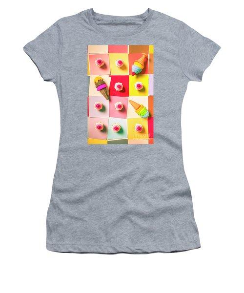 Candy Calendar Women's T-Shirt