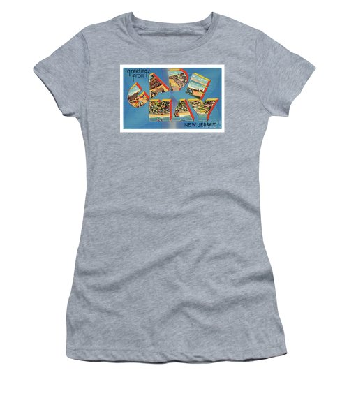 Cape May Greetings - Version 2 Women's T-Shirt
